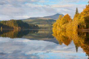 Loch Ard Scotland